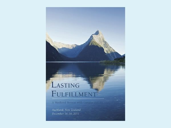 Lasting Fulfillment - A Weekend Retreat with Eli and Gangaji