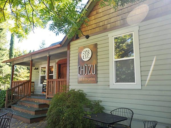 Chozu, Ashland Oregon