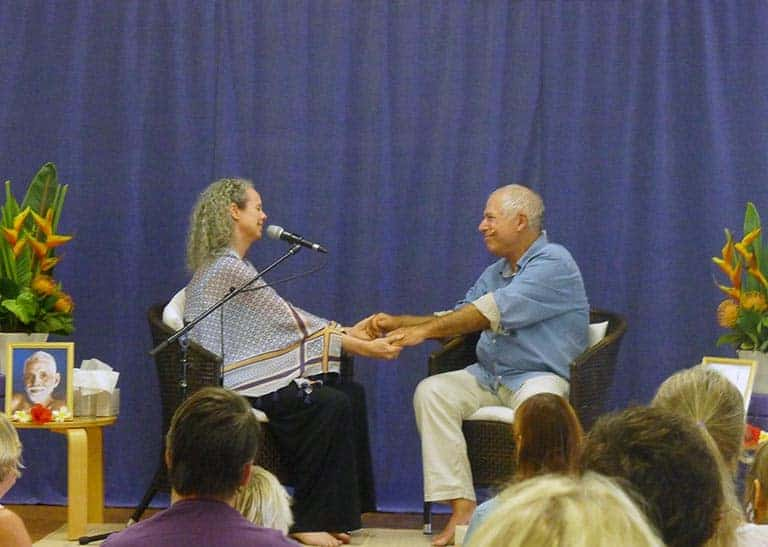 Eli and Karen discuss what is Satsang