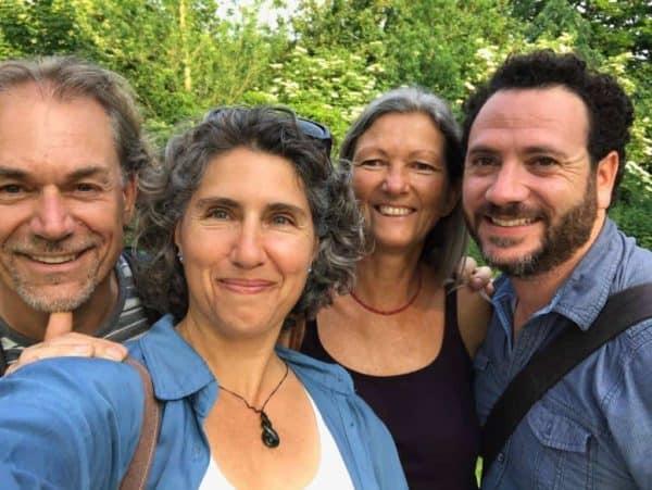 Leela Foundation Mentors - Eli Jaxon-Bear