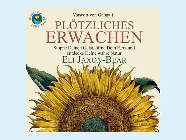 Sudden Awakening with Eli Jaxon-Bear, German version audio book