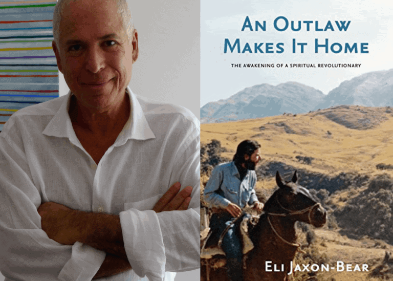 Eli Jaxon-Bear memoir An Outlaw Makes It Home